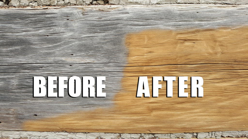 Before-after-wood-sand-blasting